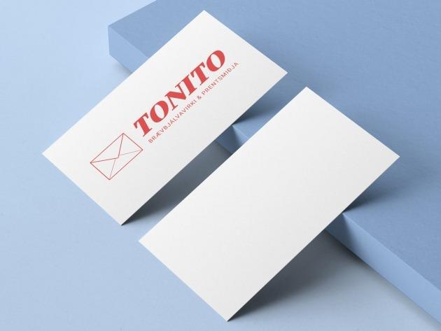 Tonito Visitkort, Prent 1 síðar